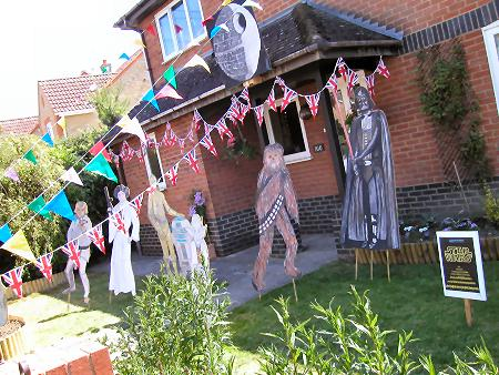 Best Dressed House - Eaton Bray